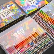 Искусственный набор для рисования, 48/72/120/160 цветов