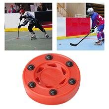 Roller Hockey Ball Ice Street Hockey Puck Winter Sports Equipment for Kids