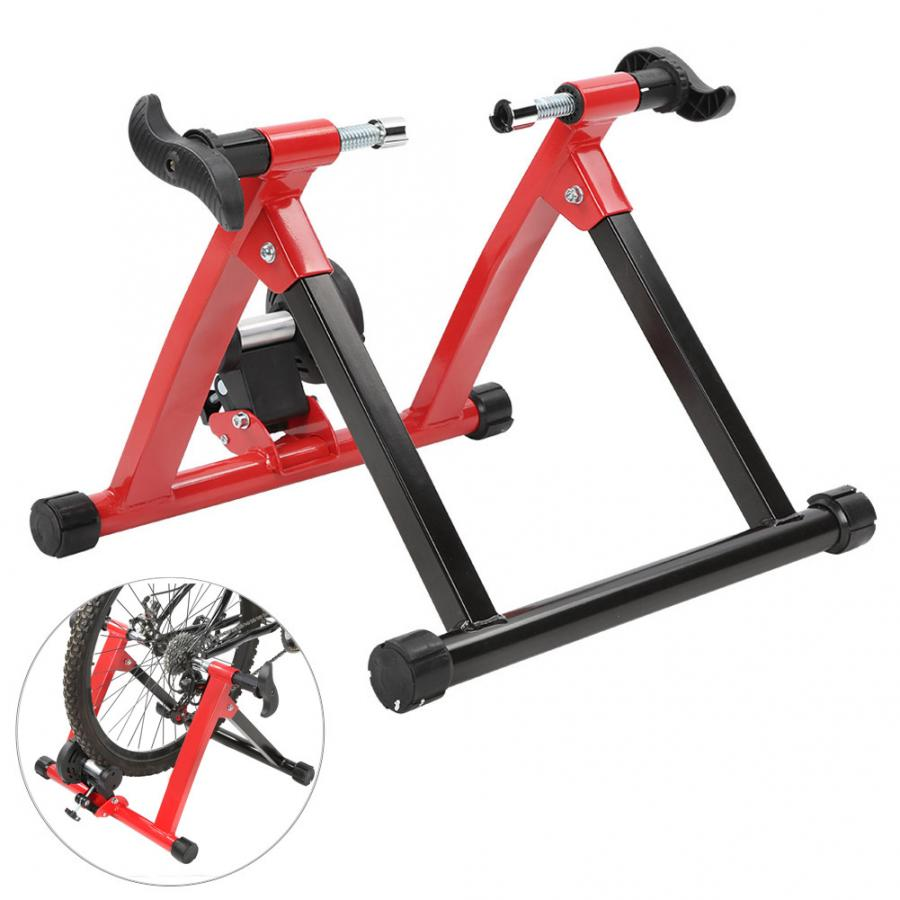 Black Front Wheel Support Stand Pad For Bike Cycling Turbo Trainer Training BA