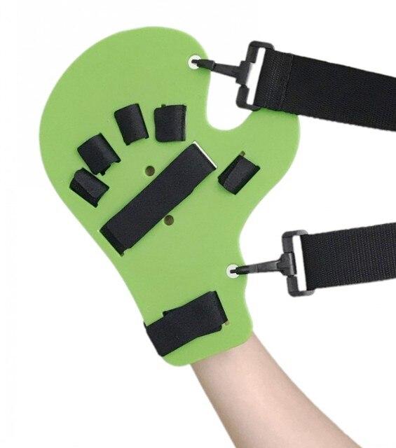 Mão fisioterapia reabilitação dedo separador aplicável ao curso hemiplegia pacientes reabilitação equipamentos 4