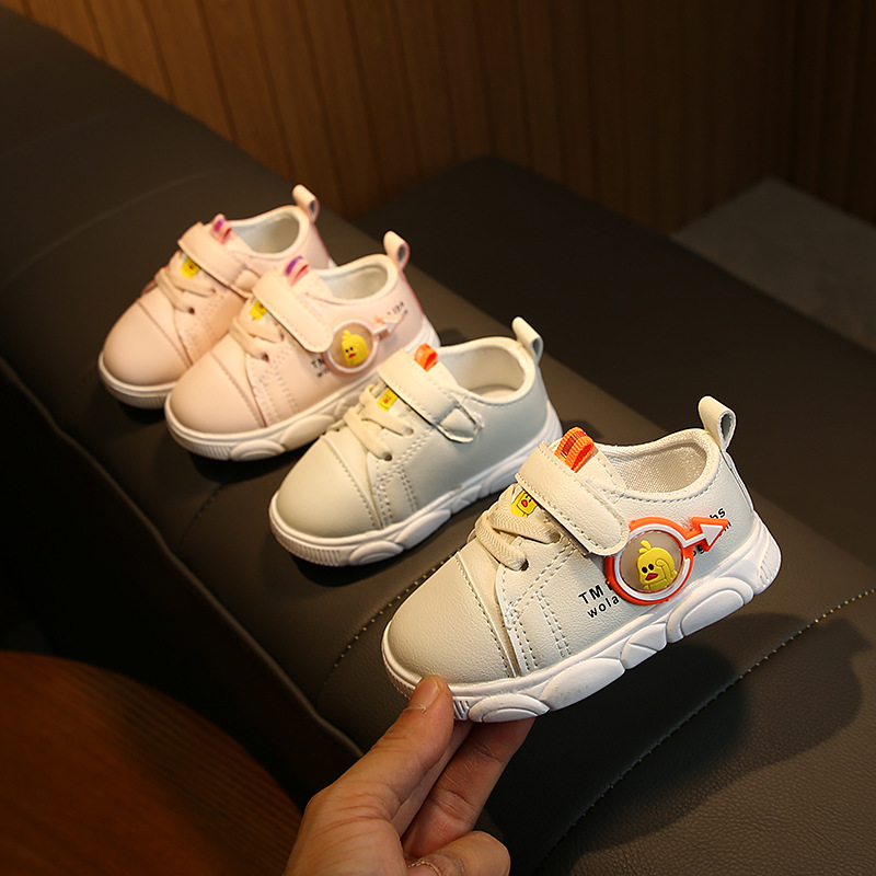 Baby Sneakers Children's Casual Shoes Baby Toddler Shoes Spring And Autumn Sports Shoes