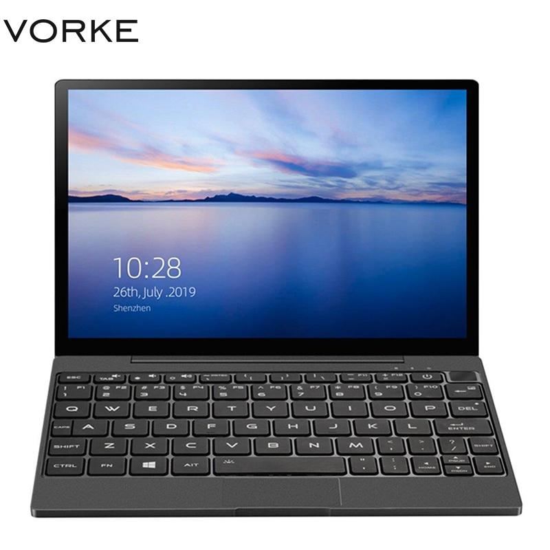 VORKE MagicBen MAG1 4G LTE Laptop Intel Core M3-8100y Dual Core 8.9