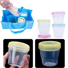 Boxes Container Formula Food-Storage-Box Fruit-Snack-Cup Milk-Powder Baby Stuff Portable