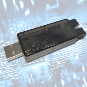 Image 4 - Isolated ST LINK V2 STM8/STM32 Emulator Programming Download Burning Debug Stlink