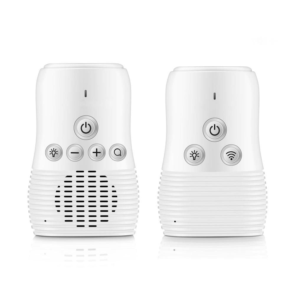 New Arrival 2.4Ghz Wireless Baby Monitor Small Portable Audio Baby Monitor Two-Way Audio Function Intercom Baby