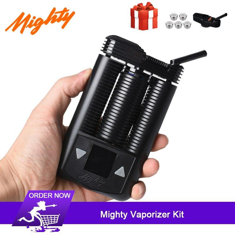 2019 mais recente poderoso erva seca vaporizador kit usa completo sistema de aquecimento convecção ar quente 3000 mah portátil kit cigarro eletrônico