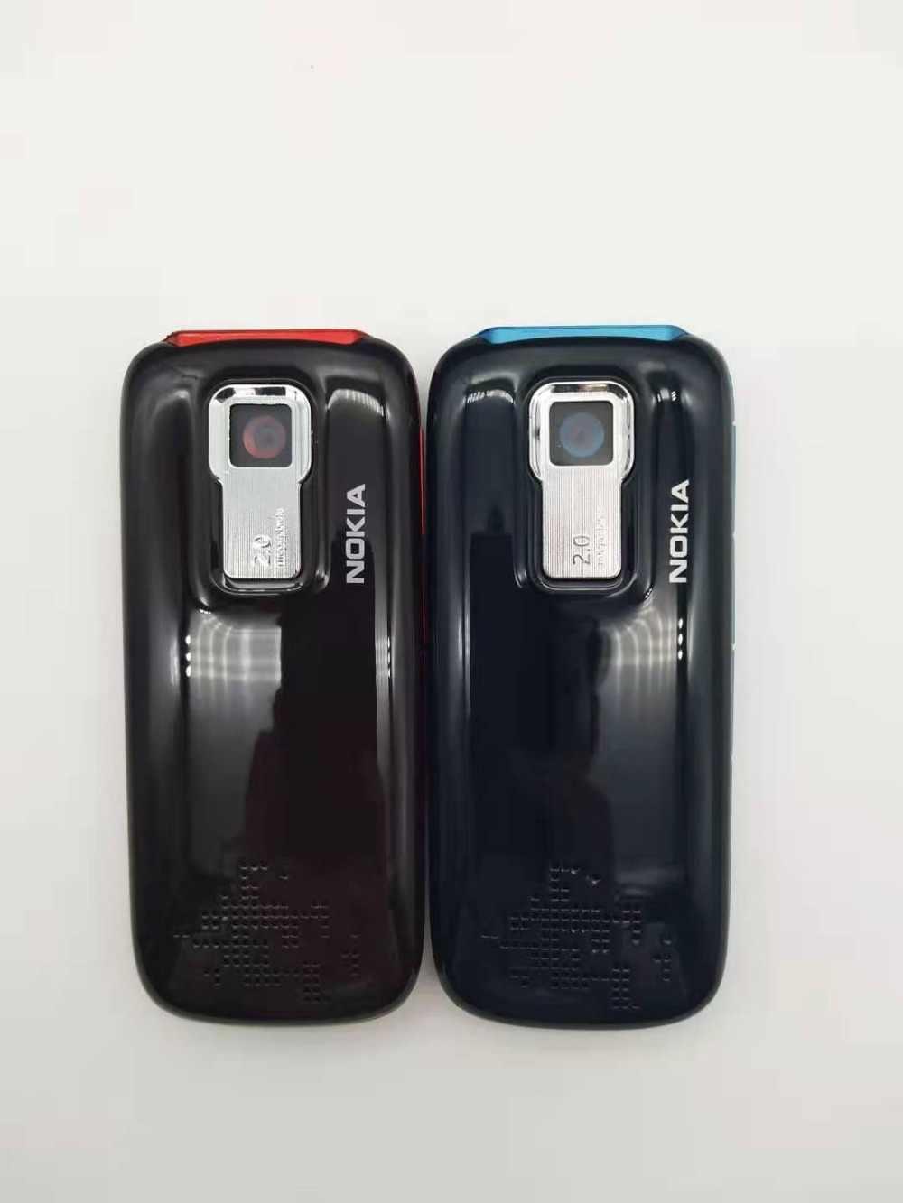 מקורי נוקיה 5130 XpressMusic סמארטפון נייד טלפון Bluetooth FM מקלדת רוסית תמיכת טלפון סלולרי משלוח חינם