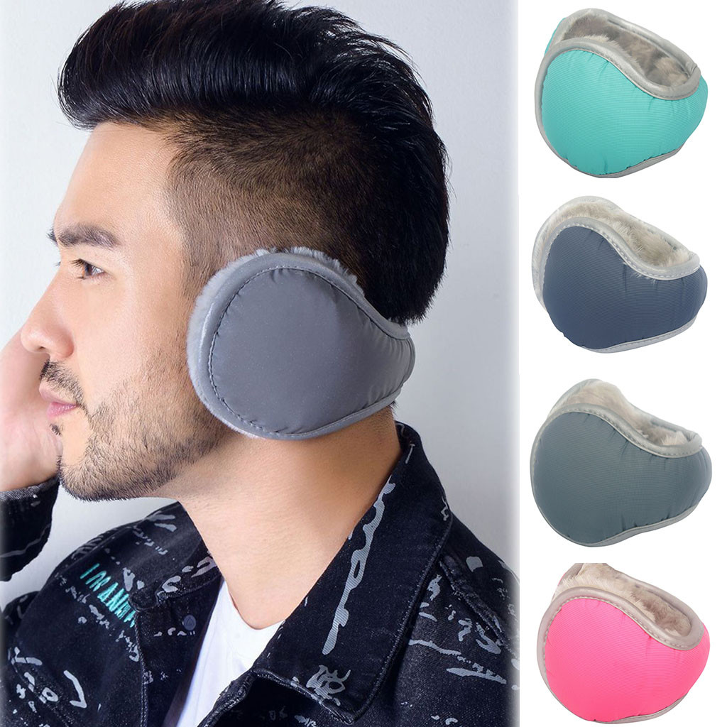 SAGACE Hot Sale Foldable Earmuff Apparel Accessories Unisex Windproof And Waterproof Earmuff Winter Ear Warmer Earlap Gift