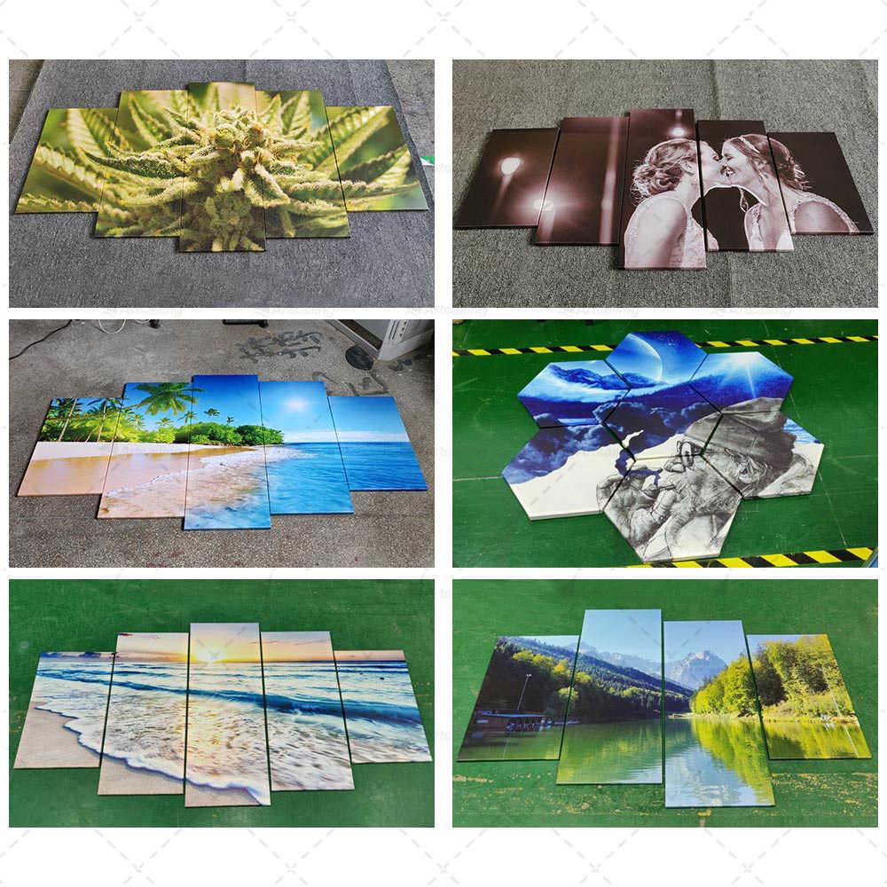 5 pezzo della Tela di canapa Dipinti Quadro HD Stampe Foto di Conor Mcgregor Persona Famosa Poster Complementi Arredo Casa di Arte Della Parete