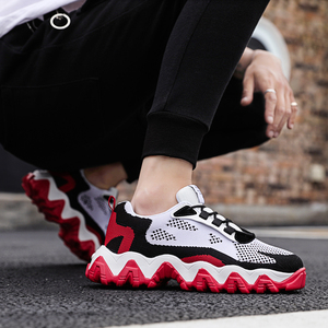 Image 4 - 2020 Fashion Casual Shoes Men Breathable Sneakers Leisure Mesh Men Shoes Tenis Masculino Krasovki Zapatos De Hombre Scarpe Uomo