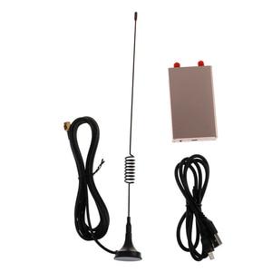 Image 2 - 100KHz 1.8GHz RTL SDR מוגדר תוכנה רדיו מקלט HF SMA אנטנת מחבר