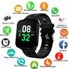 Rgtopone 2019 Uomini di Smart Orologio IP68 Impermeabile High-End Regalo Bluetooth di Sport di Frequenza Cardiaca Monitor Chiamate Promemoria per Android ios