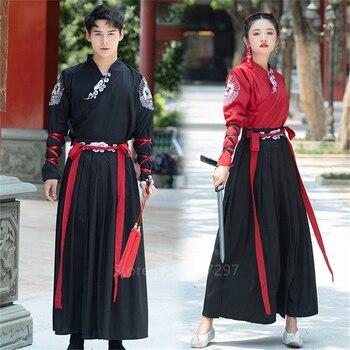 Japanese Style Kimono Men Samurai Costume Yukata Tradtional Costume Vintage Party Haori Plus Size Fashion Women Dress Asian