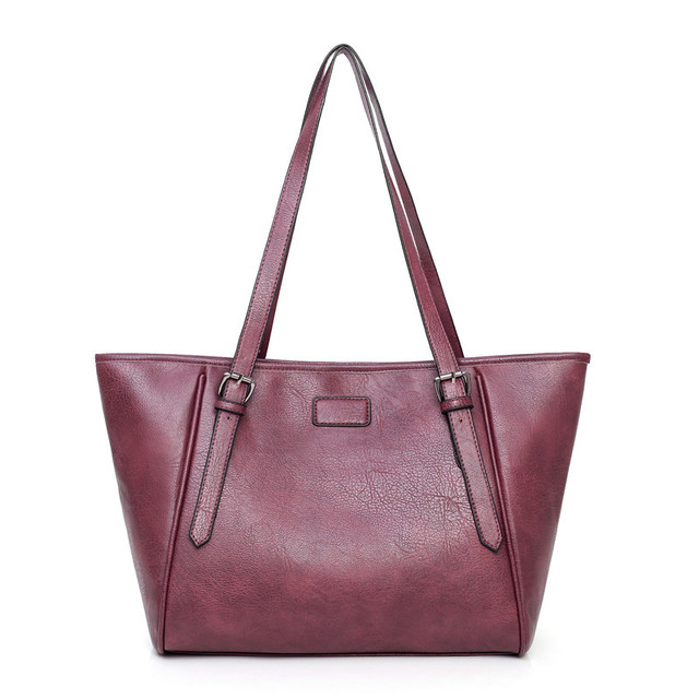 2021 New Arrivals Women's Shoulder Bags For Female PU Leather Solid Color Stitching Design High Quality Trend Style Girl's  Bag 6