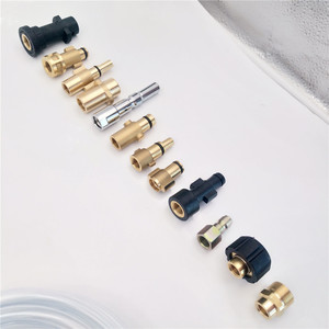 Image 3 - Lance de sablage humide pour Karcher/DAEWOO/Elitech/HUTER/LAVOR, pistolet à pression, lunettes libres