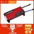 Deligreen 16S 120A 48V PCM/PCB/BMS для Li-FePO4 аккумуляторной батареи 18650 литий-ионный аккумулятор