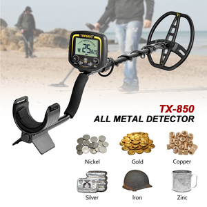 Image 5 - Metal Detector sotterraneo TX 850 Ad Alta Sensibilità Metallo Hunter Gold Digger Treasure Hunter Profondità 2.5m Finder Individuare Rivelatore