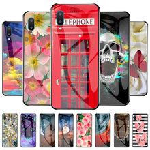Shockproof Case For Samsung Galaxy A51 Case Tempered Glass A 51 Hard Funda For Samsung A32 A42 A52 A72 A21S A02 A71 Phone Cover