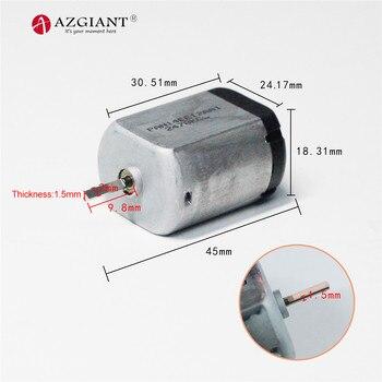 PAN14EE12AA1 motor de cerradura de puerta eléctrica automática para Toyota PREVIA ALPHARD 12850 RPM 12V DC MOTOR Porte