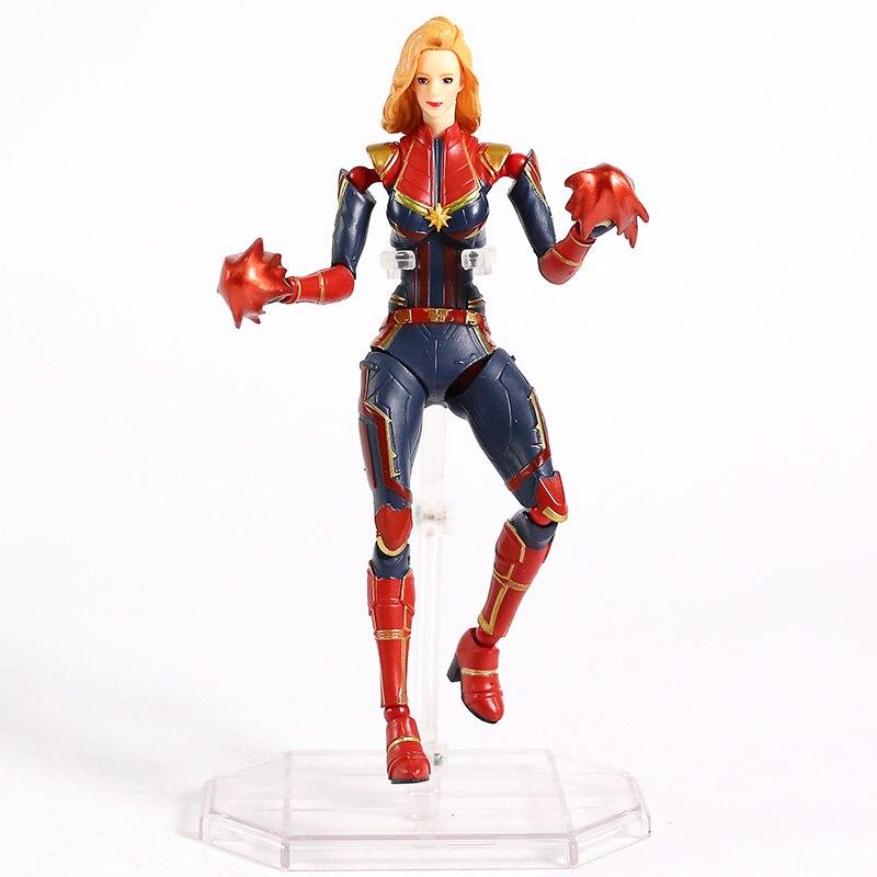 revoltech-marvle-captain-font-b-marvel-b-font-carol-danvers-pvc-action-figure-collectible-model-toy