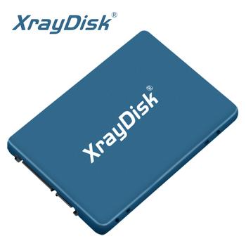 XrayDisk SSD 2 5 #8221 SATA3 Hdd SSD 120gb ssd 240gb 480gb SSD 512GB wewnętrzny półprzewodnikowy dysk twardy dysk twardy do laptopa Desktop tanie i dobre opinie Sataiii Nowy SMI 2258XT Phison 500MB S 2 5 Pulpit M540 Blue