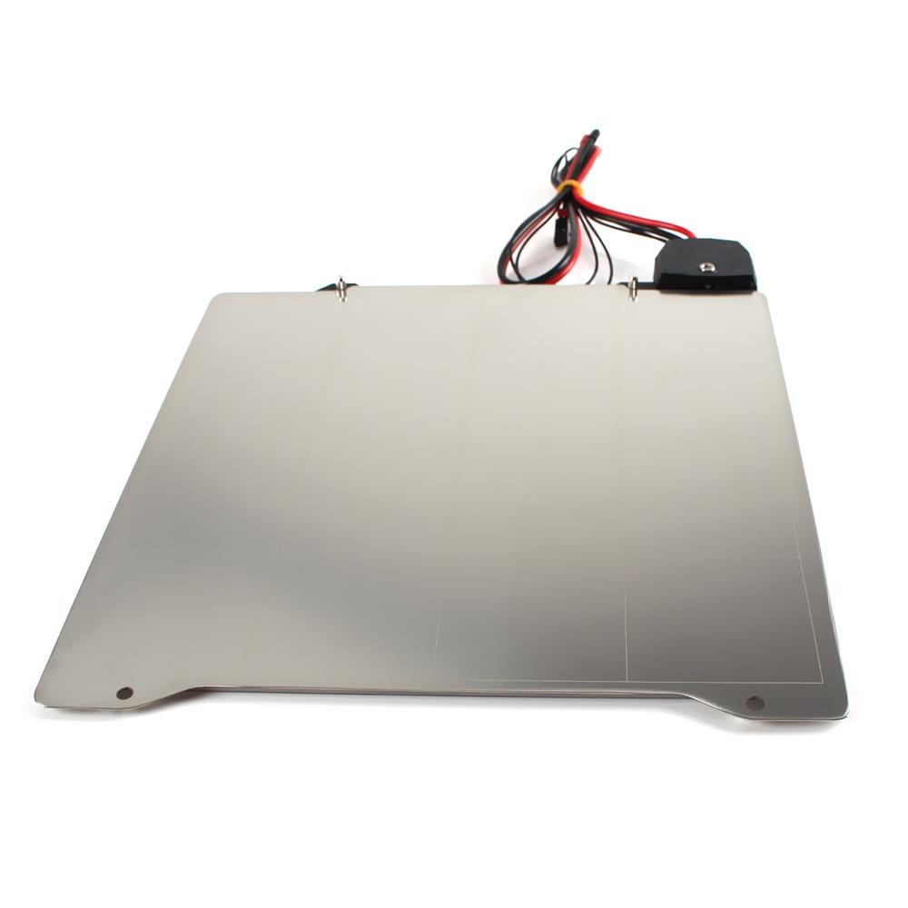 Clone prusa mini cama de aquecimento eletromagnético