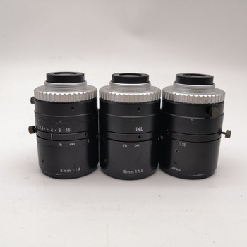 VST SV-0814H 8mm 1:1.4