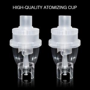 Image 4 - Nébuliseur de réservoir de bouteille de médecine de nébuliseur de compresseur dair de tasse atomisée par équipement médical de 6ML pour le médicament daérosol dinhalation
