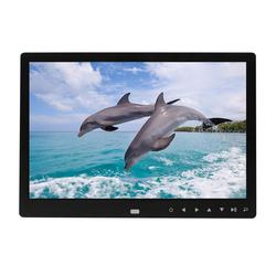 Digital Picture Frame 12 inch Electronic Digital Photo Frame IPS Display with IPS LCD 1080P MP3 MP4 Video Player
