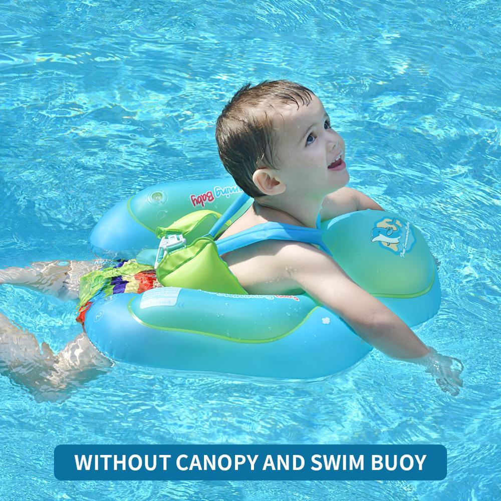 Надувной купальник для малышей с Canopu, аксессуары для детского бассейна, круг для купания, кольца для малышей, летние игрушки для воды 4