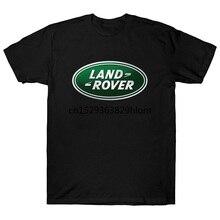 New Super Car Land Harajuku Shirt For Men Rover Range Racing New T