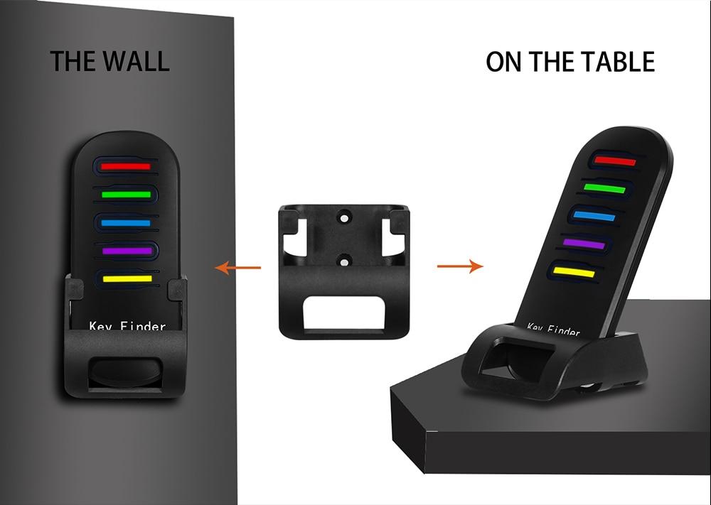 tracker remoto chave localizador carteiras de telefone
