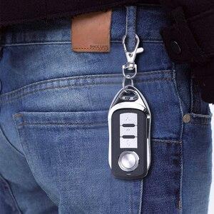 Image 3 - Kebidu Drahtlose Fernbedienung 433Mhz Kopie auto Auto Klonen Tor für Garage Tür Tragbare Duplizierer Schlüssel Fernbedienung