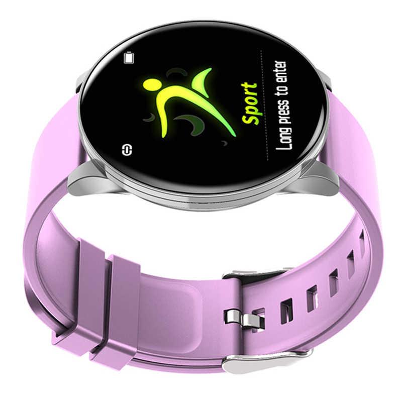 Men Sport Smart Watch Smartwatch Women For Android IOS Waterproof Fitness Tracker Electronics Smart Band Clock Relogio Masculino