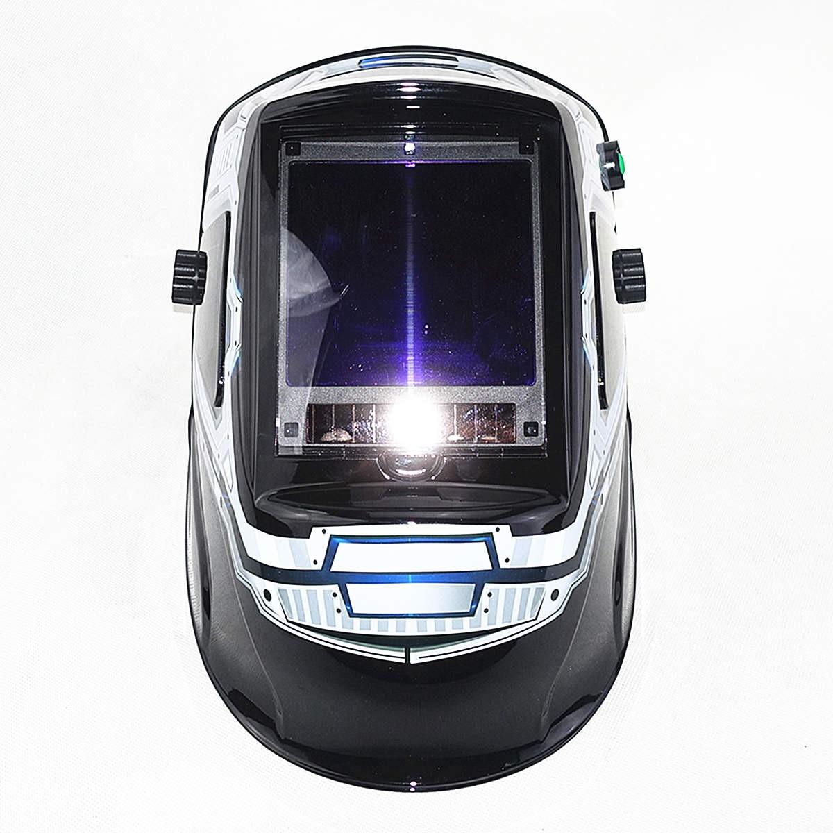 1111 13 DIN EN379 100x93mm 3 66inch Helmet Mask  Optical Auto Darkening Windows View 5 3 94x3  Sensors 4 Welding Size Welding