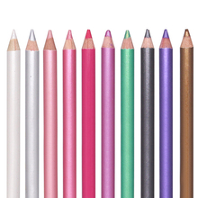 10 Colors Eye Make Up Eyeliner Pencil Waterproof Eyebrow Beauty Pen Eye Liner Lip Sticks Cosmetics Eyes Makeup TSLM1 cheap Y W F Shimmer Matte Above eight colors Easy to Wear Long-lasting Natural Waterproof Water-Resistant CHINA