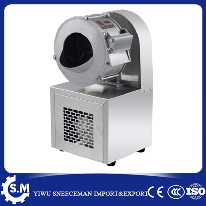 20kg Per Hour Potato Slicer Multi-function Automatic Vegetable Cutting Machine
