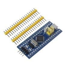 Stm32 stm32f103c8t6 braço stm32 mínimo sistema módulo de placa desenvolvimento para arduino diy kit mini stm8 simulador baixar