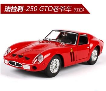 Burago 1/24 Ferrari-250 GTO Car Model 1 piece high quality heidelberg gto spare parts gto support
