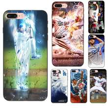Clayton Kershaw Honkbal Originele Voor Samsung Galaxy A3 A5 A6 A6s A7 A8 A9 Ster Plus 2016 2017 2018 Ontwerp mobiele Telefoon Case(China)
