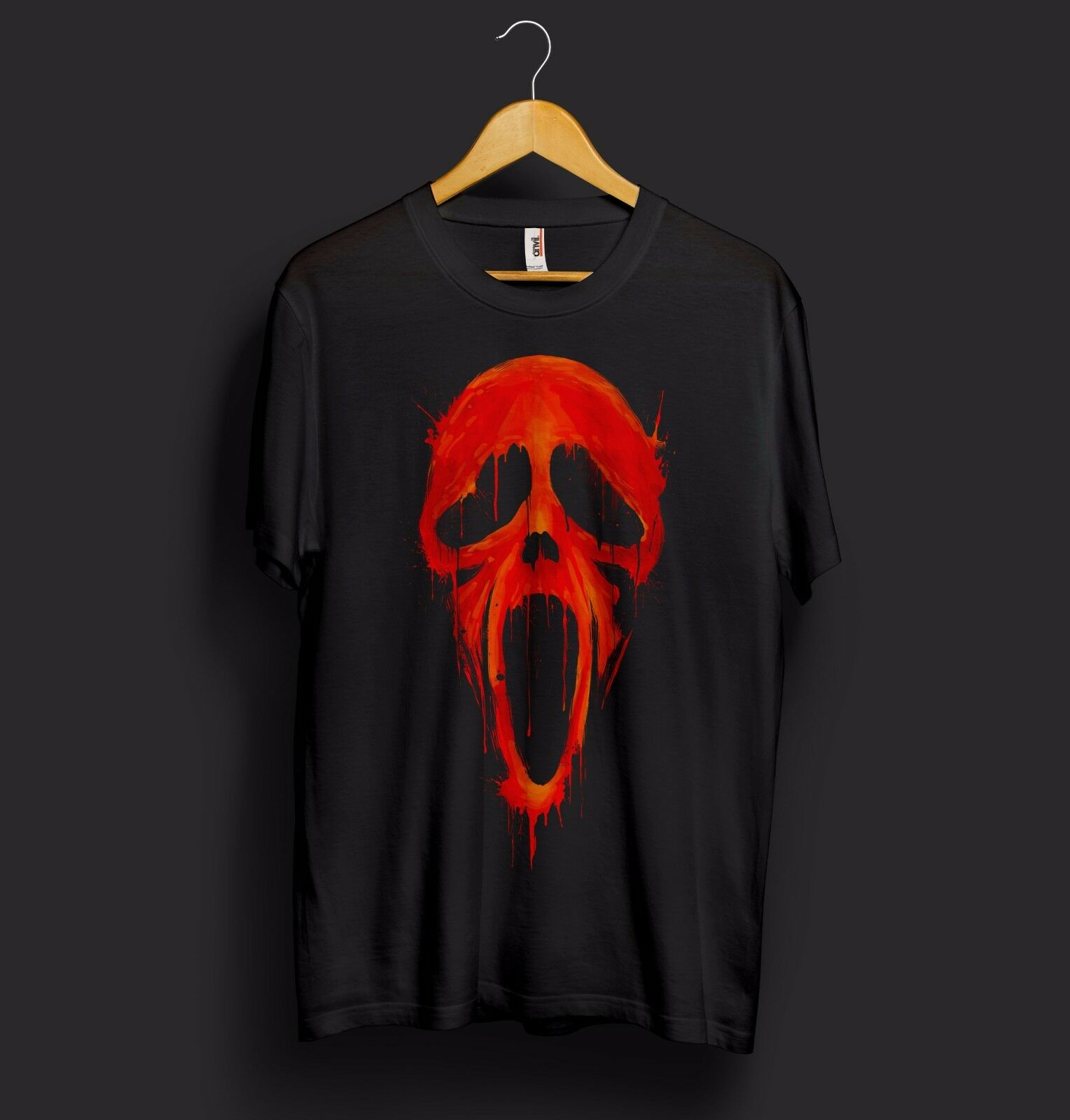 Authentic HALLOWEEN Movie One Good Scare Michael Myers T-Shirt S M L XL 2XL NEW