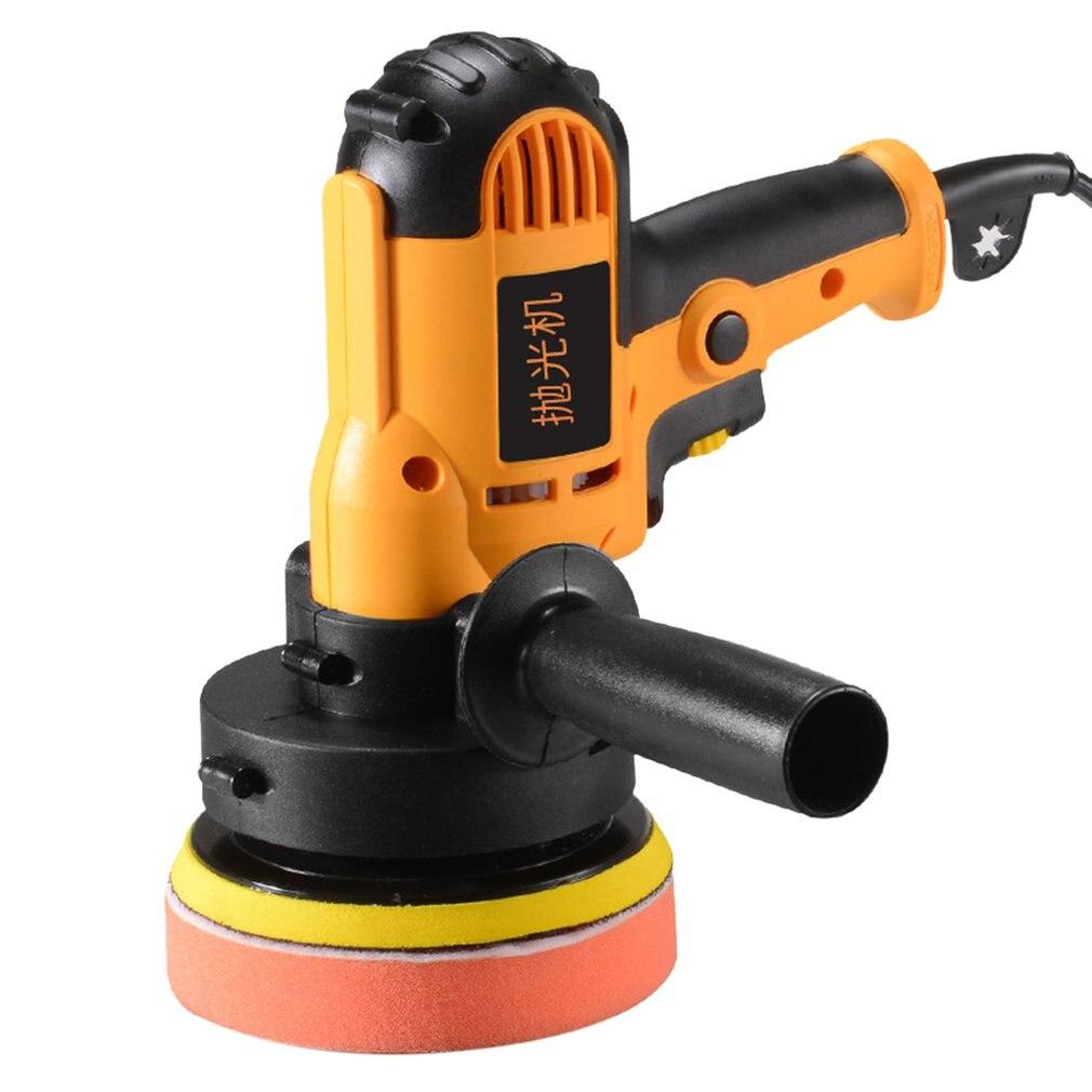 Car Polishing Machine Beauty Tools Floor Electric 220V Home Scratch Repair Sealing Polishing Machine