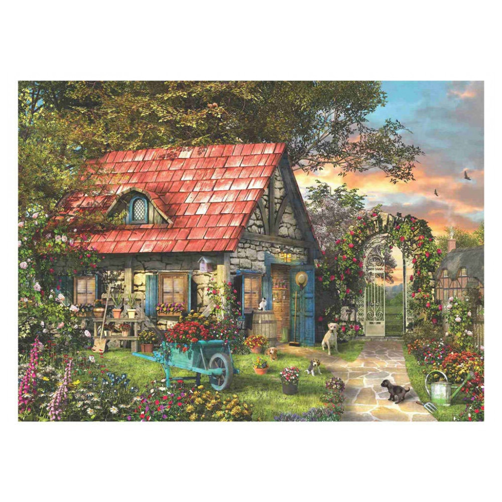 Toys & Hobbies Games and Puzzles Puzzles anaToLian 220801 паззл vintage puzzles
