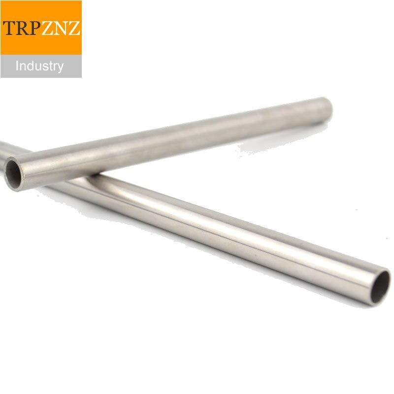 Tubo de precisión de acero inoxidable 304, diámetro exterior 20x2mm , 750mm, tubería inox