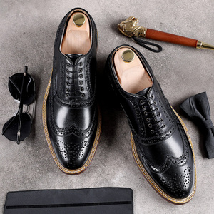 Image 3 - Desai Male Mens Pure Genuine Turkish Cow Leather Shoes 2020 For Men Dress High Quality Top Luxury Police Wholesale