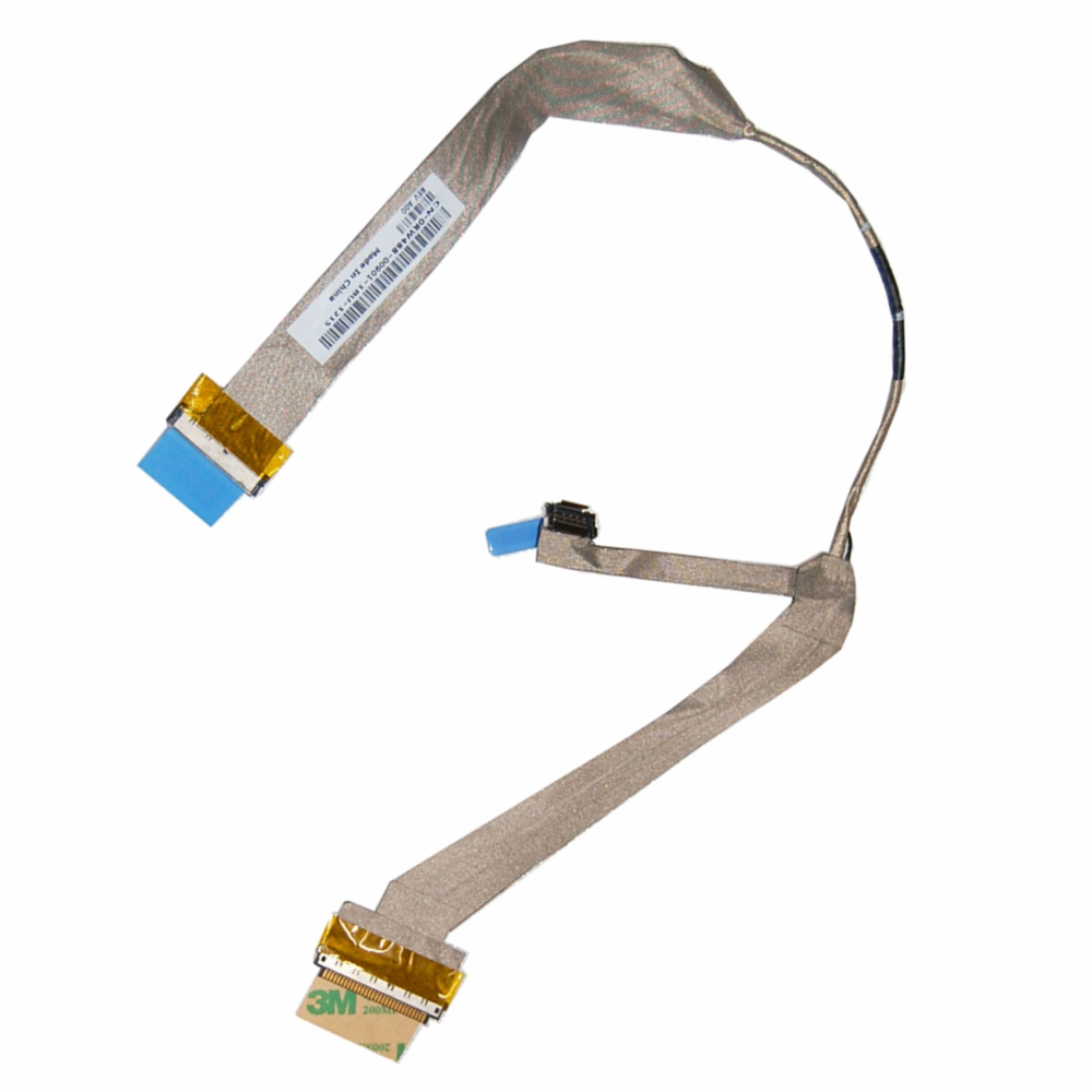 New LVDS LCD Screen Cable For Dell XPS M1330 1330 1318 PP25L Laptop Screen Flex 50.4C310.101 0RW488