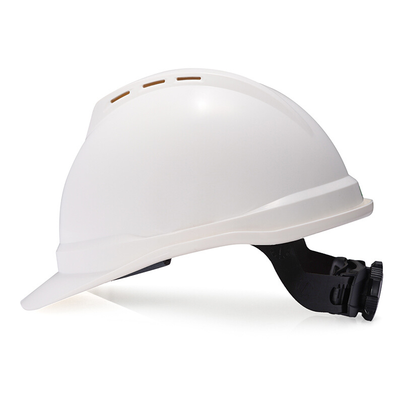 MSA V-A Type Abs With Air-Hole Safety Helmet Smashing Leadership Work Hat Architecture Work Site Engineering Use Hat