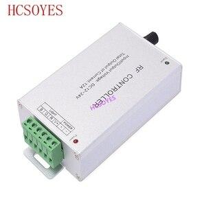 Image 3 - Controlador de música LED RGB DC12V 24V, 18 teclas, Sensor de sonido remoto RF, Control de Audio de voz para tira de luz LED RGB 3528 5050