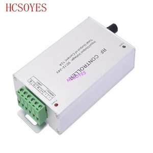 Image 3 - DC12V 24V 18 klawiszy RGB muzyka kontroler LED RF pilot zdalnego sterowania czujnik dźwięku głos kontrola dźwięku dla 3528 5050 listwy RGB LED światła