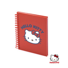 Libreta de Anillas Hello Kitty 147264 (80 Hojas)